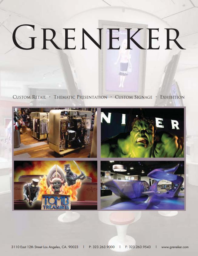 Greneker 2019 Catalog